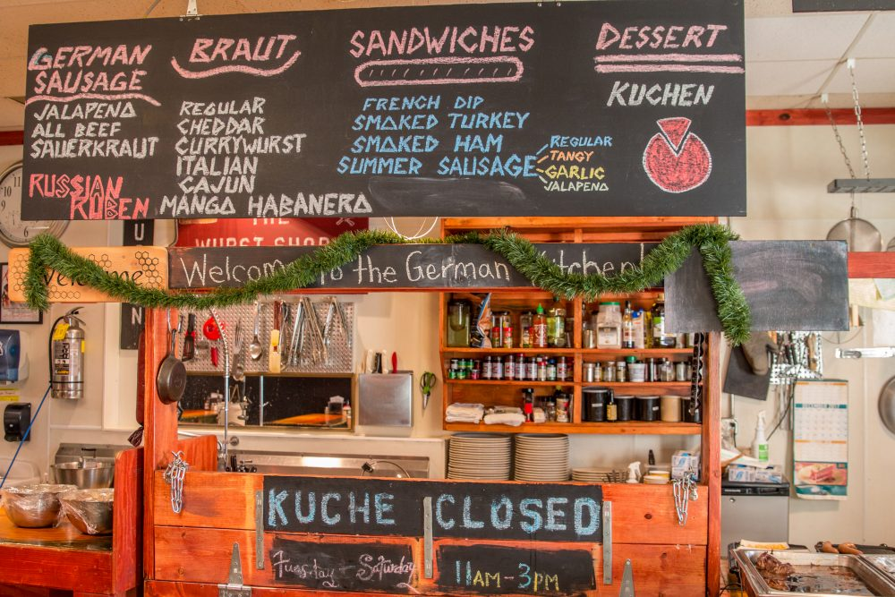 Wurst Shop, Restaurant in Dickinson ND - Vacation Trip Reviews